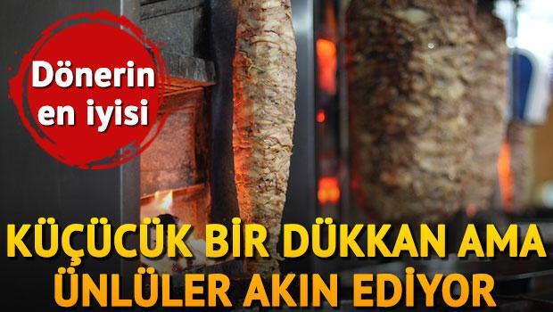 Tekrar tekrar yemek isteyeceğiniz Türkiyenin en iyi dönercileri