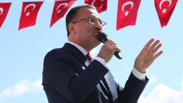 Bakan Bozdağ: Kılıçdaroğlu korku pompalıyor