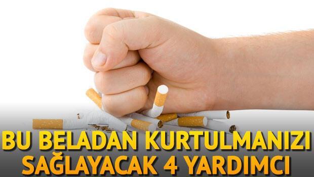 Sigarayı bırakmanıza yardımcı olacak 4 uygulama