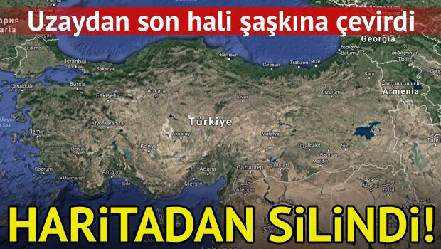 Türkiyenin o gölü yıldan yıla böyle kurudu