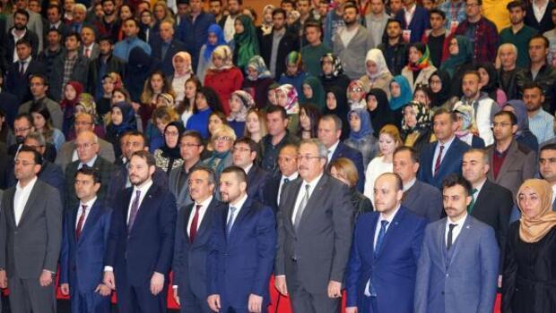 Bakan Albayrak, Kırşehir'de (3)