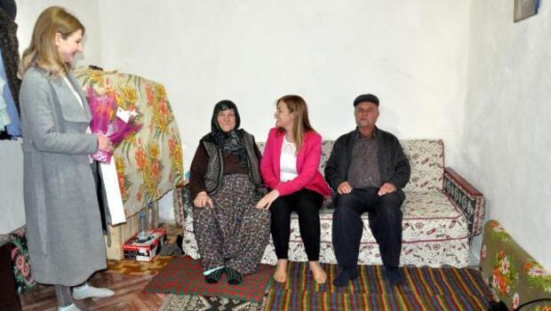 Malkara Belediyesinden yaşlılara ziyaret