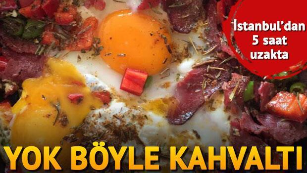 Baharda ayrı güzel: Bozcaada kahvaltı rehberi