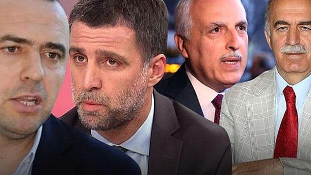 Galatasarayda Hakan Şükür ve Arif Erdeme ihraç çıkmadı