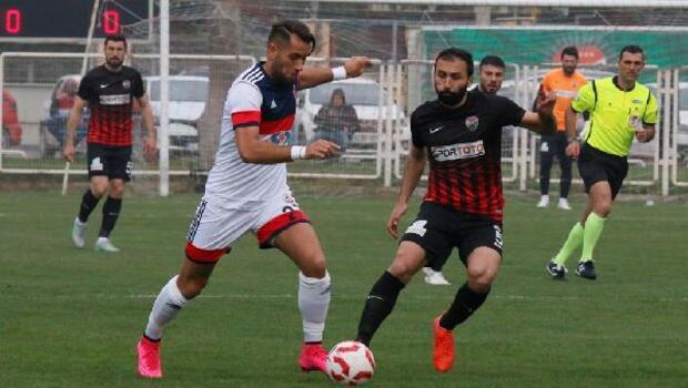 Kocaeli Birlikspor-Kahramanmaraşspor: 0-3