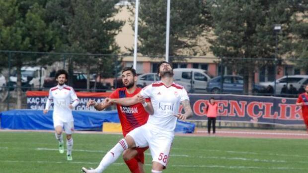 Kastamonuspor 1966-Gümüşhanespor: 3-0