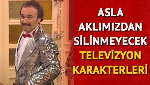 Televizyon dünyasının 7 unutulmaz karakteri