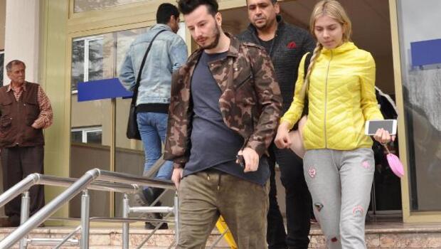 Eskişehirde bıçaklanan DJ, besteci Karaduman hastaneden taburcu oldu