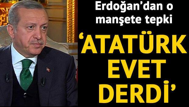 Erdoğandan, Hakan Şükür ve Arif Erdemin ihracına ilişkin ilk açıklama