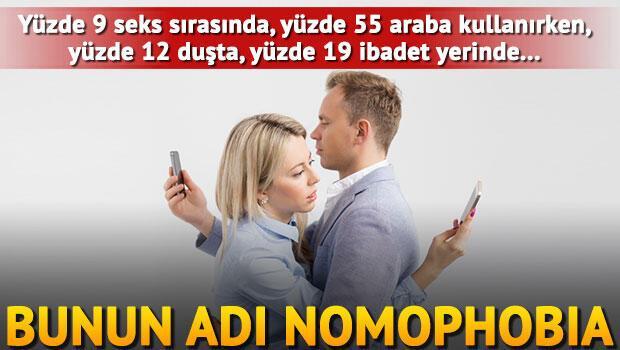 Telefonunuza bağımlı mısınız