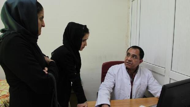 Şemdinlide görevli Dr. Çaka, 14 ayda 2 bin ameliyat yaptı