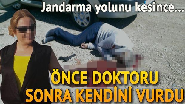 Doktoru vurdu, intihar etti
