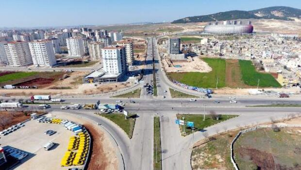 Gaziantepe, yeni köprülü kavşak