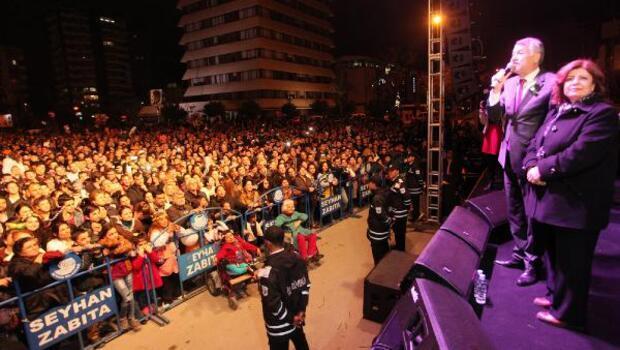 Seyhanda Özarslan konseri