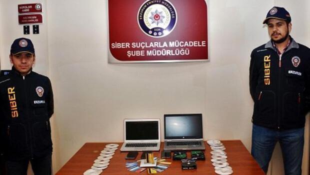 ATMlere kopyalama düzeneği yerleştiren şebekeye suçüstü