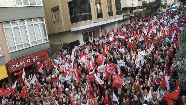 (FOTOĞRAF) Kılıçdaroğlu: Cumhurbaşkanlığı makamı taraflı olursa ülke ikiye bölünür