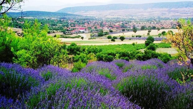 Türkiye'nin Provans'ı: Kuyucak köyü / Isparta