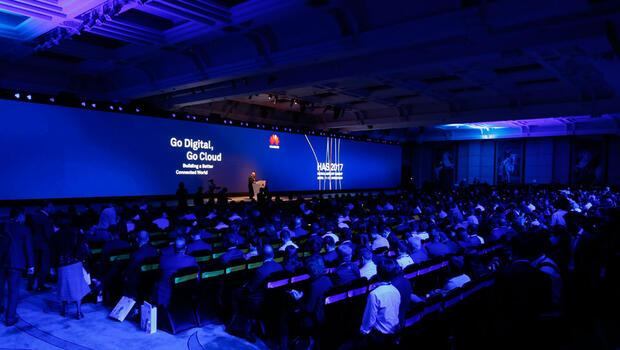 Huawei Global Analyst Summit 2017: Dijital dönüşüm ve Cloud geleceğin ta kendisi!