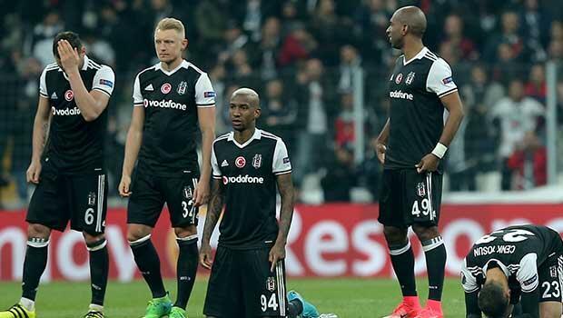 Teşekkürler Beşiktaş Avrupa Liginde yarı final penaltılarla kaçtı...