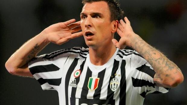 Mario Mandzukic Juventus'la sözleşme yenileyecek