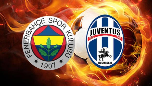 Fenerbahçe Juventus Bucuresti hazırlık maçı ne zaman saat kaçta hangi kanalda
