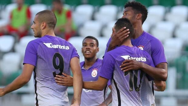 Galatasaray 2-0 Diosgyor