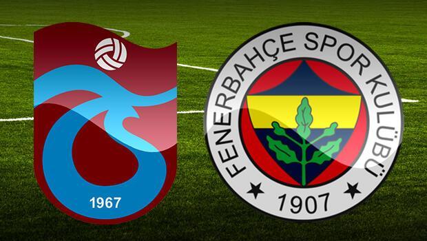 Trabzonspor Fenerbahçe maçı ne zaman saat kaçta yayınlanacak