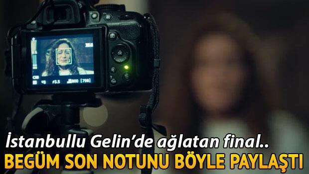 İstanbullu Gelin'de Begüm öldü mü? Gözler yeni bölüm fragmanında