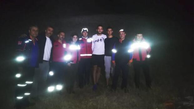 Merkez Haberleri: Kaya tırmanışı yapmak isterken kaybolan üniversiteliler bulundu 21