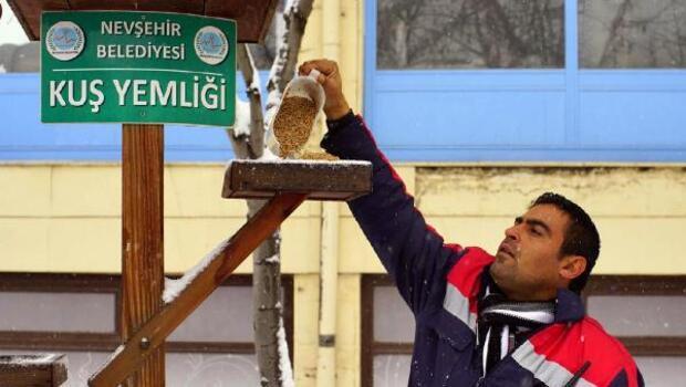 Nevşehir Haberleri: Üniversitelilere, sınav öncesi sıcak süt ve poğaça ikramı 40