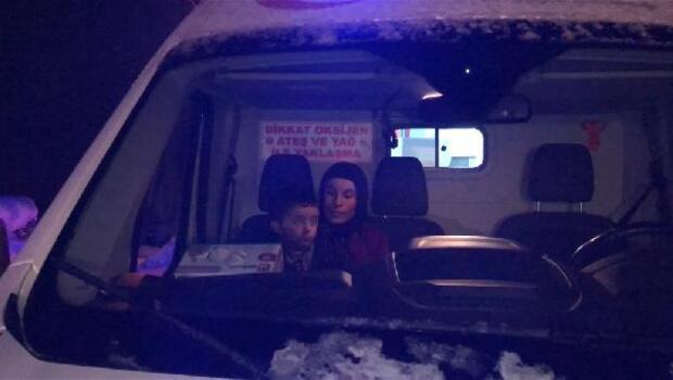 Merkez Haberleri: Karsta köyde havale geçiren Emirhan için ekipler seferber oldu 43