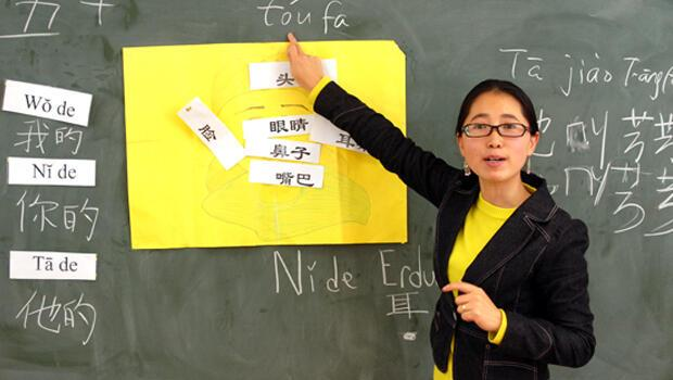 Çince kursu başlıyor