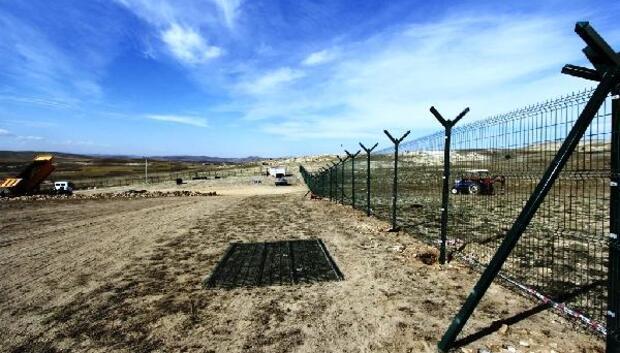 Bayburt'ta Güneş Enerjisi Santrali'nin kurulum çalışmaları sürüyor