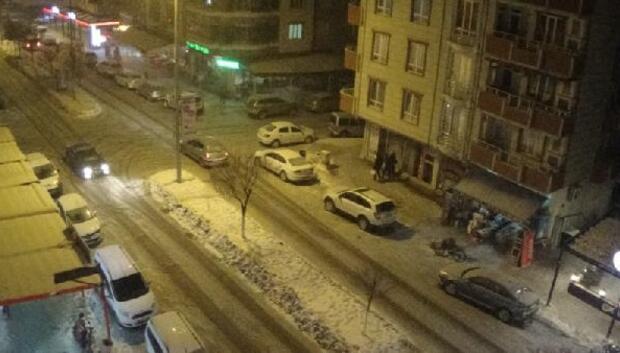 Iğdır'da 87 köy yolu kapalı