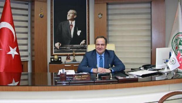Başkan Aksu'dan yeni yıl mesajı