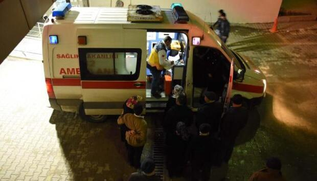 Sinopta zehirlenen 10 balıkçı, hastaneye kaldırıldı