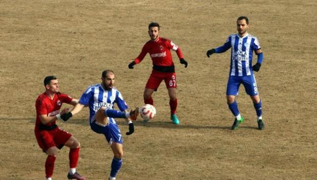 Anagold 24 Erzincanspor-Tuzlaspor: 0-1 (Ziraat Türkiye Kupası)