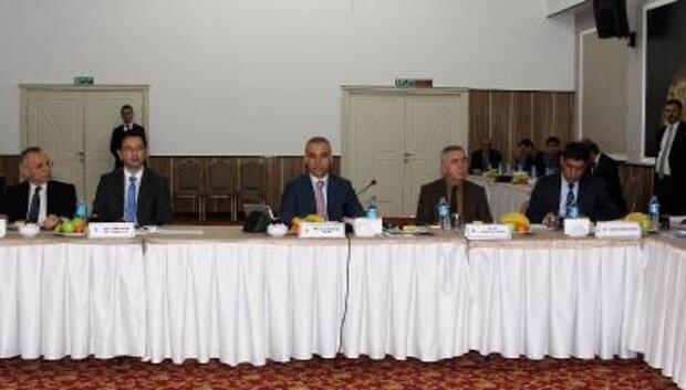 Çınkırıda ilk İl Koordinasyon Kurulu toplantısı