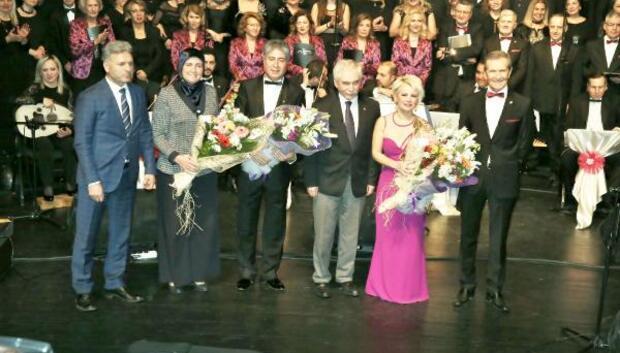 Yalova Musiki Derneği'nin Bursa konserine büyük ilgi