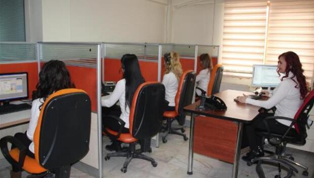Nevşehir belediyesi alo 153 çağrı merkezi, yoğun ilgi görüyor