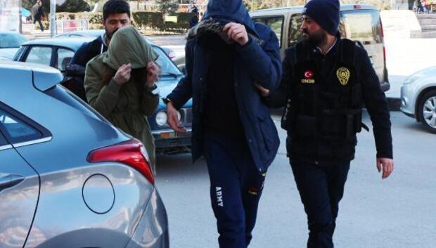 Kırıkkalede 12 adrese uyuşturucu operasyonu: 15 gözaltı