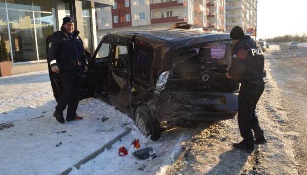 Niğde'de kaza: 6 yaralı