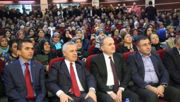 Bakan Özlü: Bir daha Türkiyede koalisyon dönemi yaşanmayacak
