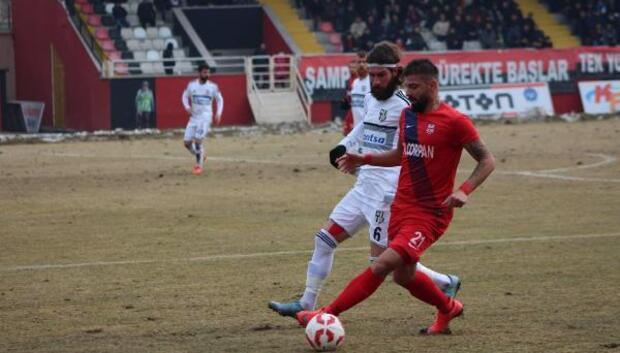 Kastamonuspor 1966-Aydınspor 1923: 2-1