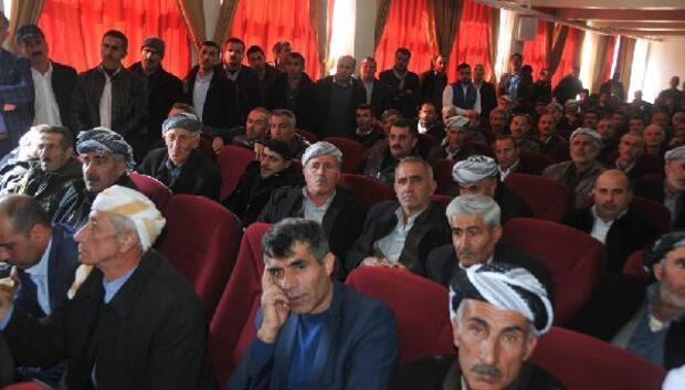 Anadolu Güvenlik Korucuları ve Şehit Aileleri Konfederasyon Başkanı Sözen Şemdinlide