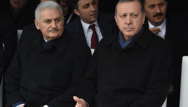 Erdoğan: Bu sistem bizim bileklerimizde prangaydı- ek fotoğraf