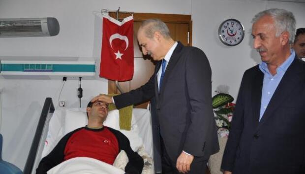 Kurtulmuş: El Babtaki mücadele Türkiyenin zaferi ile bitecektir