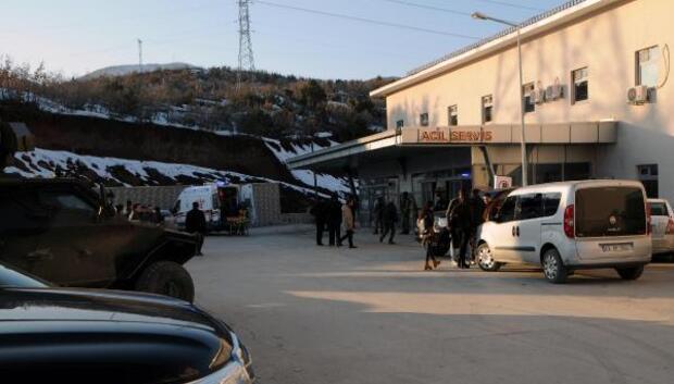 Pülümürde çatışma: 1 PKKlı ölü, 1 PKKlı yaralı yakalandı
