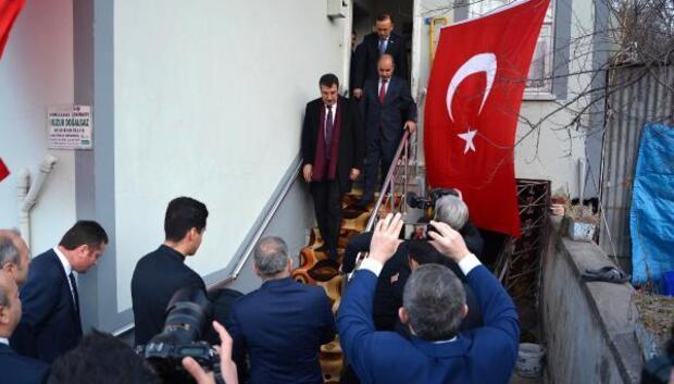 Bakan Tüfenkci: Kimsenin rejimle derdi yok (2)