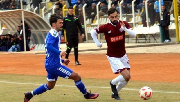 Tokatspor-Tuzlaspor: 0-1